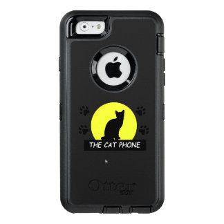 The cat Phone OtterBox Defender iPhone Case