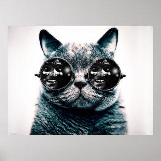 THE CAT PRINT