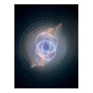 The Cat s Eye Nebula Post Card