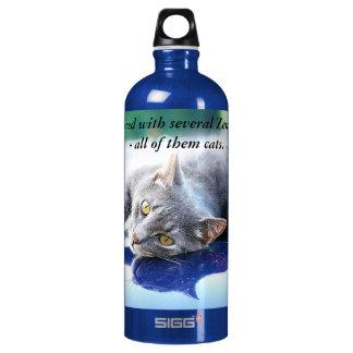 The Cat - Zen Master SIGG Traveller 1.0L Water Bottle