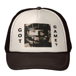 The Catcher Cap