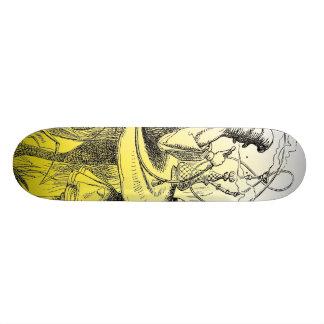The Caterpillar 21.6 Cm Skateboard Deck