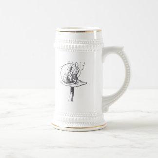 The Caterpillar Coffee Mug
