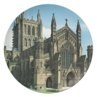 The Cathedral Church of the Blessed Virgin Mary an Party Plates