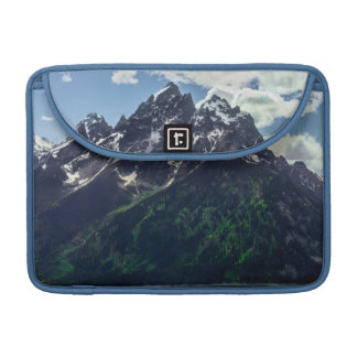 The Cathedral Group In Grand Teton National Sleeves For MacBook Pro
