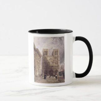 The Cathedral of Notre Dame, Paris, 1836 Mug