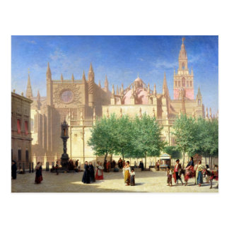 The Cathedral of Seville Postcard