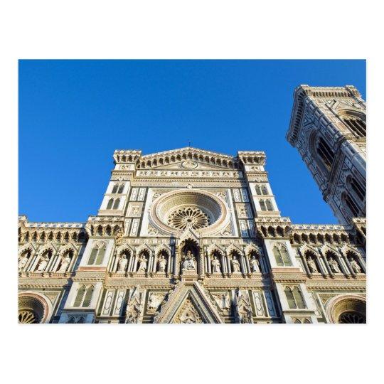 The cathedral Santa Maria del Fiore , Firenze,