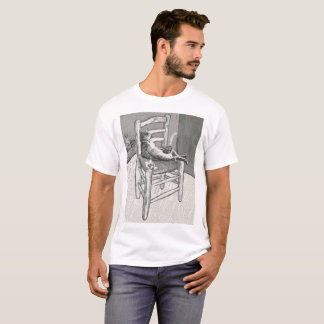 The cat's chair T-Shirt