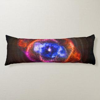 The Cats Eye Nebula astronomy image Body Cushion