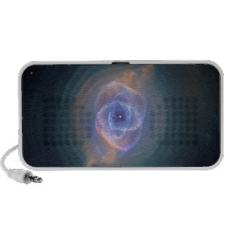 The Cat's Eye Nebula Dying Star Gas and Dust iPod Speakers