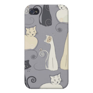The Cats iPhone 4/4S Case