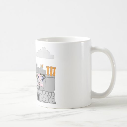 The Cats of Paris coffee mug