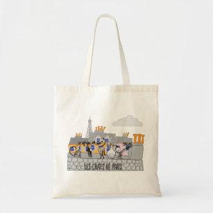 051d7c9fa9b The Cats of Paris shopping bag