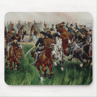 The Cavalry, 1895 Mouse Pad