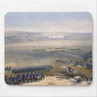 The Cavalry Affair of the Heights of Bulganak: the Mouse Mat