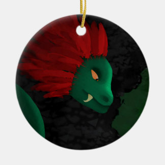 The Cave Christmas Ornament
