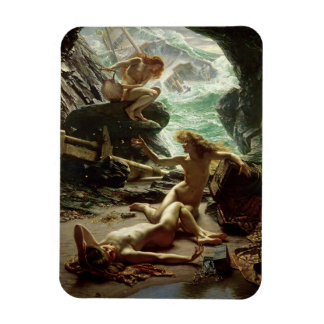 The Cave of the Storm Nymphs, 1903 (oil on canvas) Rectangular Photo Magnet
