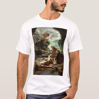 The Cave of the Storm Nymphs, 1903 (oil on canvas) T-Shirt