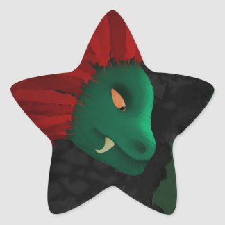 The Cave Star Sticker
