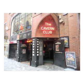 The Cavern Club in Liverpool's Mathew Street Postcard