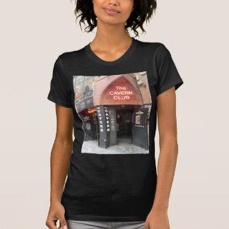 The Cavern Club in Liverpool's Mathew Street T-shirts