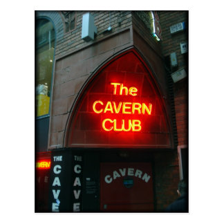The Cavern Club Postcard