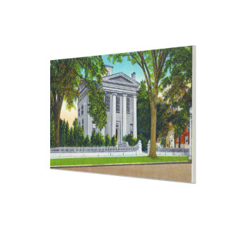 The Cayuga Museum of History and Art Canvas Print
