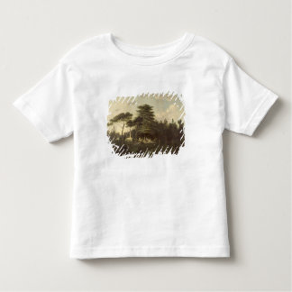 The Cedar of Lebanon in the Jardin des Plantes Toddler T-Shirt
