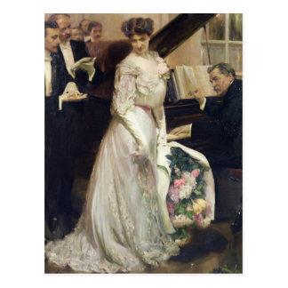 The Celebrated, 1906 Postcard