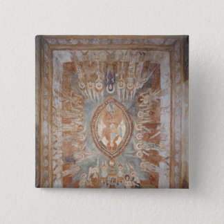 The Celestial Court 15 Cm Square Badge
