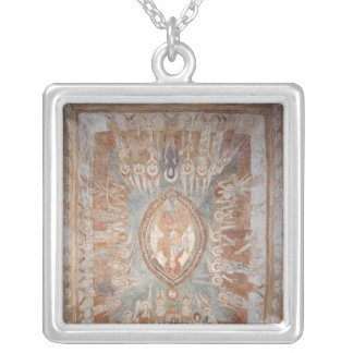 The Celestial Court Silver Plated Necklace
