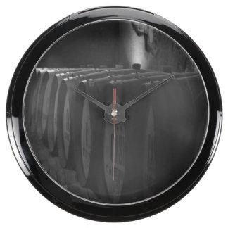 The Cellar Fish Tank Clocks