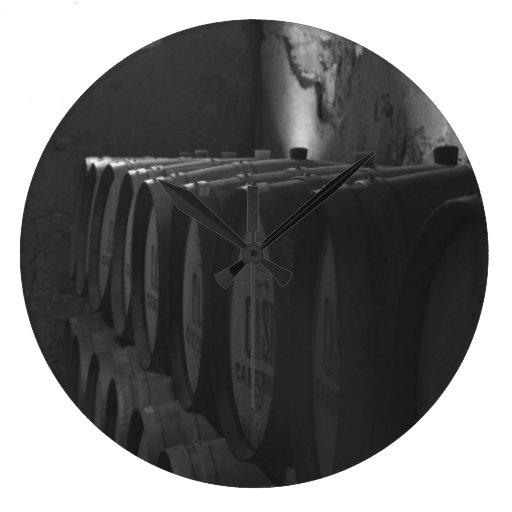The Cellar Clock