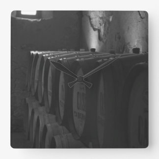 The Cellar Clocks