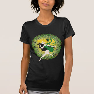 The Celtic Wish fairy women's t-shirts and hoodies