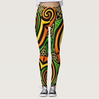 The Celtic Wow Factor! Leggings