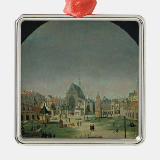 The Cemetery of the Innocents Christmas Ornament
