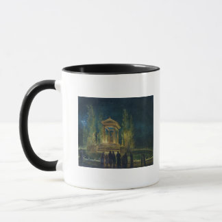 The Cenotaph of Jean Jacques Rousseau Mug