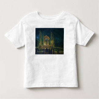 The Cenotaph of Jean Jacques Rousseau Toddler T-Shirt