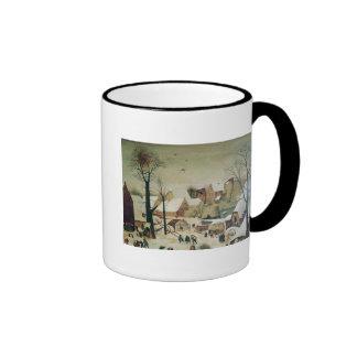 The Census at Bethlehem Ringer Mug