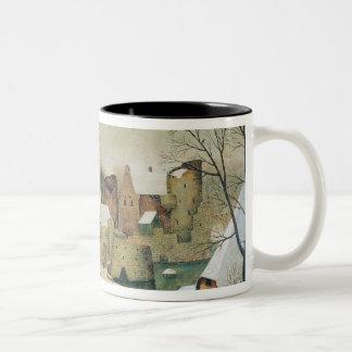 The Census at Bethlehem Two-Tone Mug