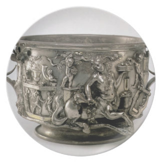 The Centaur Cup, Gallo-Roman, from the Berthouvill Plate