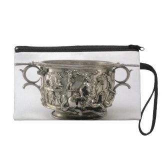The Centaur Cup, Gallo-Roman, from the Berthouvill Wristlet Purses