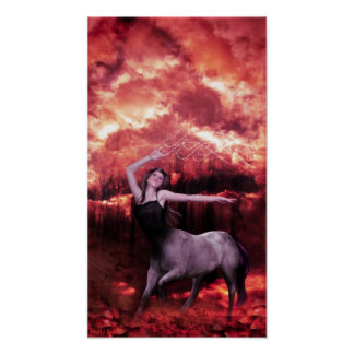 The Centaur Poster
