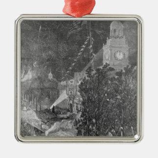 The Centennial Fourth Christmas Ornament
