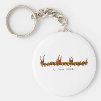 The Centipede Centipede Key Ring