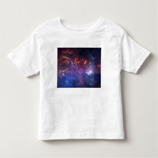 The central region of the Milky Way galaxy Tshirt