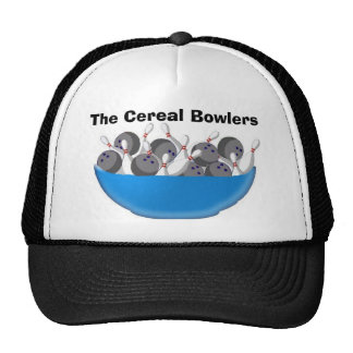 The Cereal Bowlers Mesh Hat