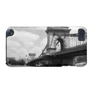 The Chain Bridge in Budapest, Hungary iPod Touch (5th Generation) Cover